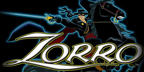 Zorro - Aristrocrat Slot