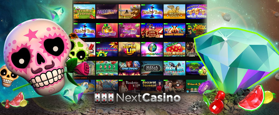 NextCasino - ultimate gaming experience